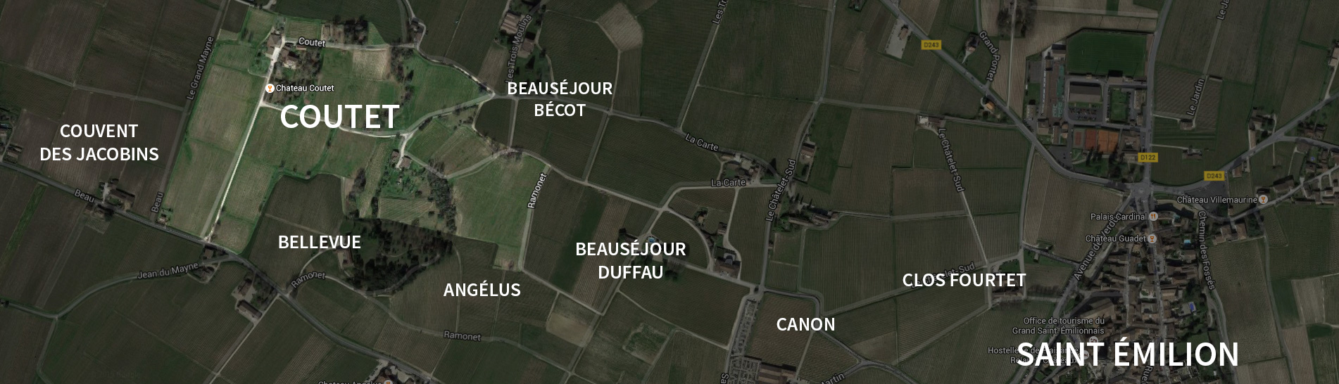 coutet-carte